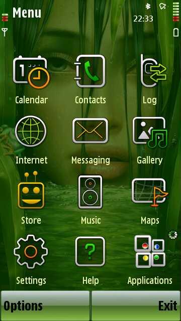 mobile theme downloads