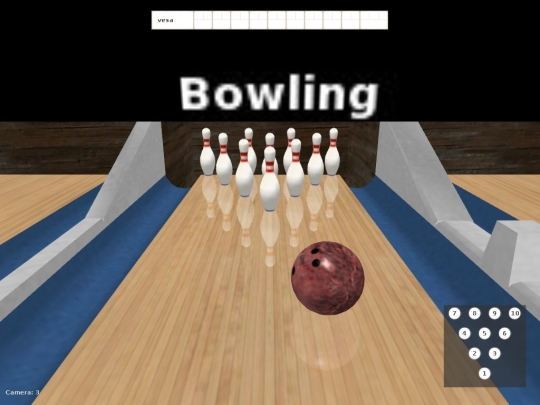 bowling game