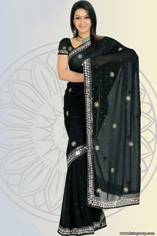 black-saree-designs- (2)