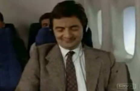 """mr.bean video"""