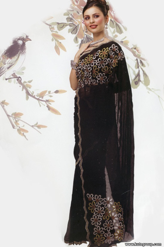 black-saree-designs- (1)