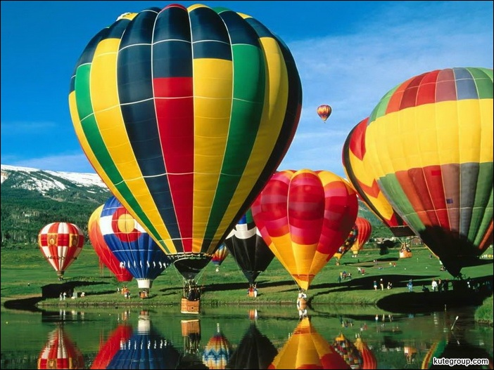 cheap hot air balloon rides