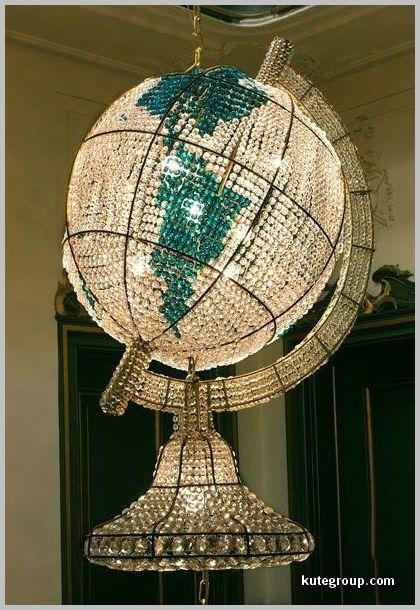 chandelier art