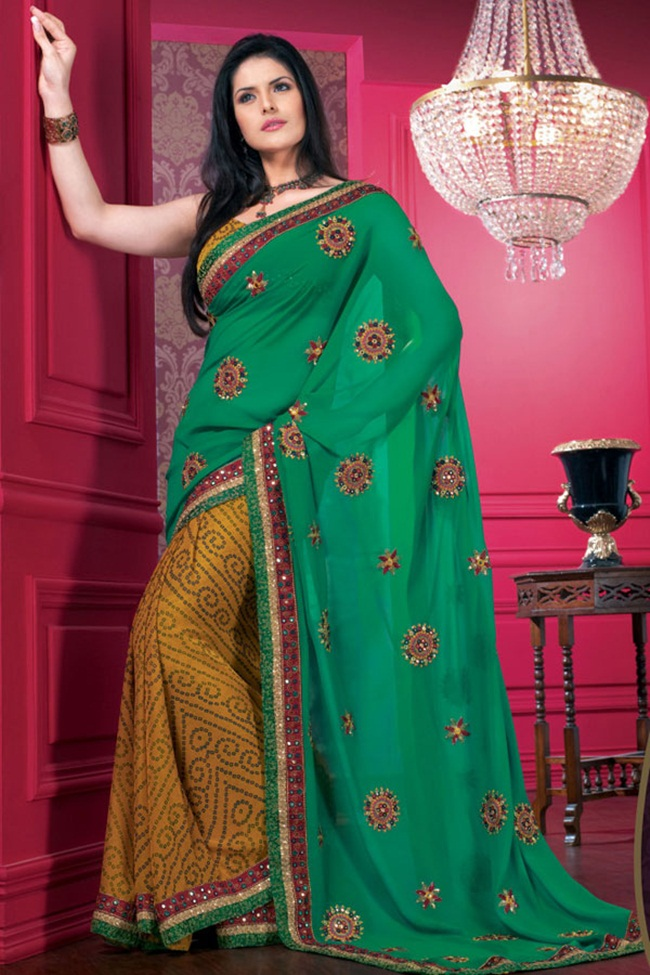 zarine-khan-latest-saree-collection- (3)