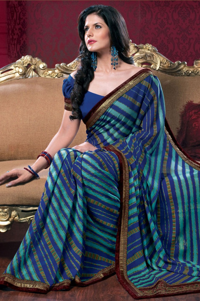 zarine-khan-latest-saree-collection- (7)