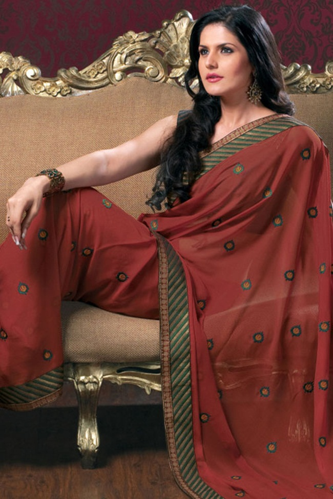 zarine-khan-latest-saree-collection- (11)