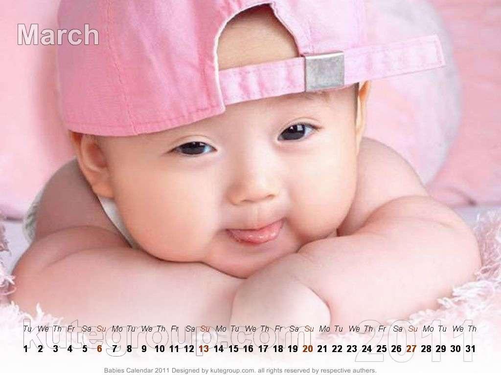 baby calendar