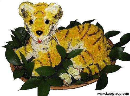 bear flowers