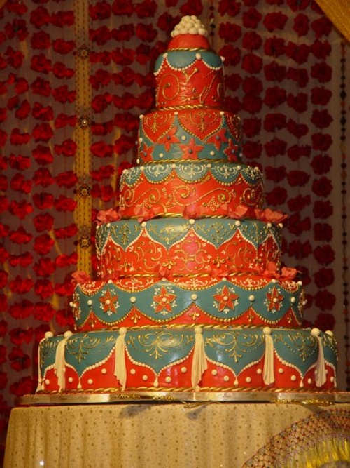 large wedding cakes