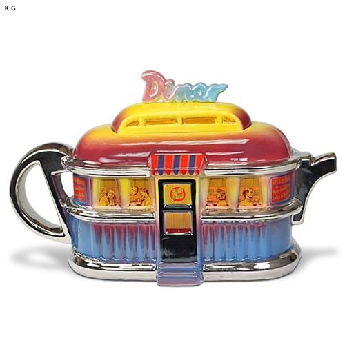 decorative teapots