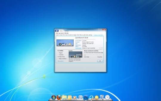 windows customize desktop