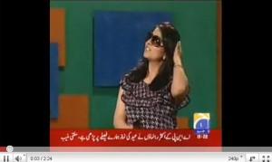 Meera Funny Interview