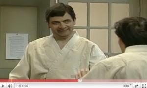 Mr Bean In Judo Class Funny Video