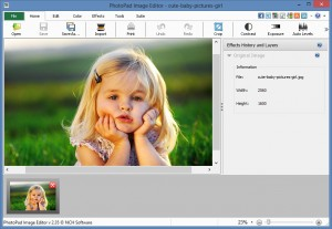 Download Photopad Image Editor Software