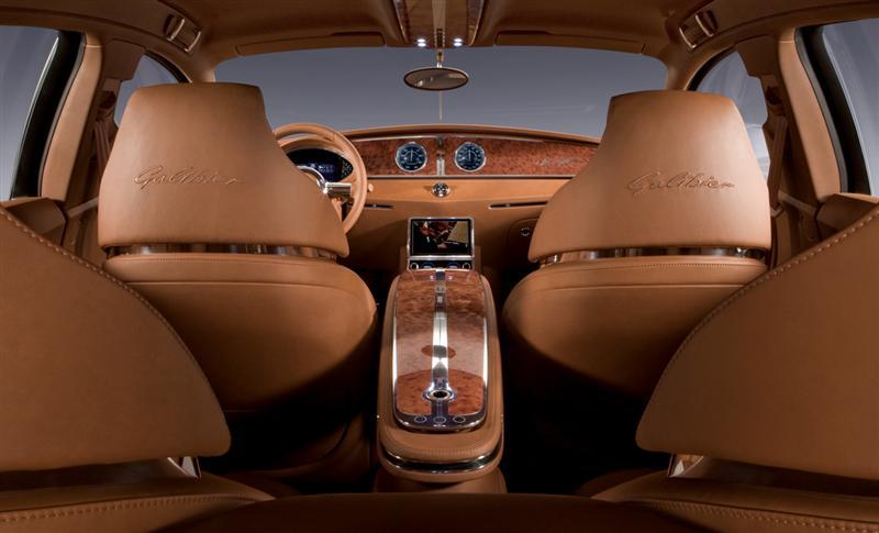 new luxury car