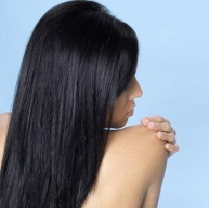 dry hair care