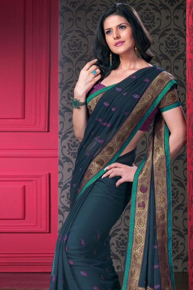 zarine-khan-latest-saree-collection- (10)