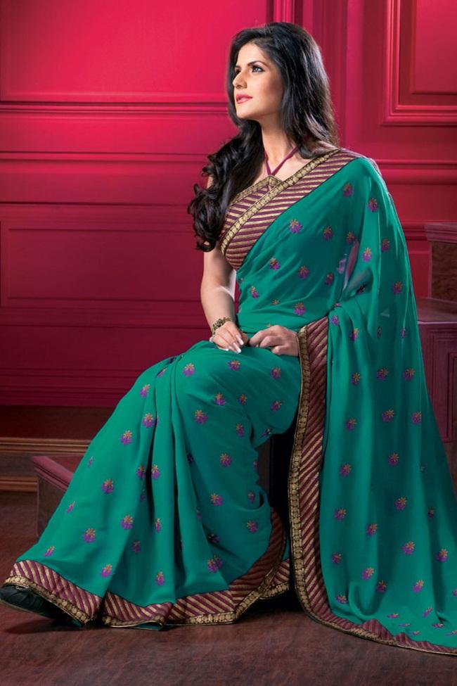 zarine-khan-latest-saree-collection- (12)