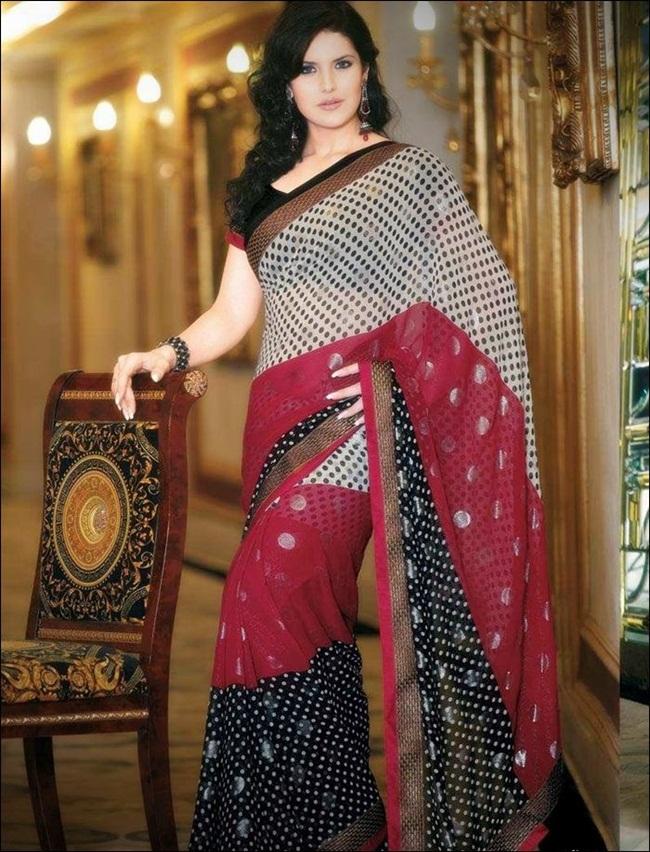 zarine-khan-latest-saree-collection- (14)